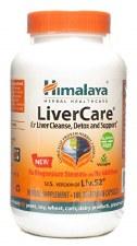 Himalaya Herbal Healthcare LiverCare, 180 vegetarian capsules