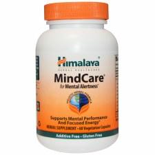 Himalaya Herbal Healthcare MindCare, 60 vegetarian capsules
