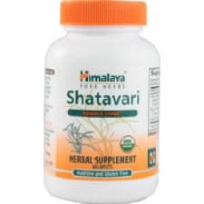 Himalaya Herbal Healthcare Shatavari, 60 vegetarian capsules