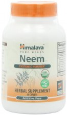 Himalaya Herbal Healthcare Neem, 60 vegetarian capsules