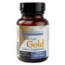 Harmonic Innerprizes Etherium Gold 300mg, 60 vegetarian capsules