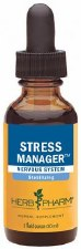 Herb Pharm Stress Manager, 1 oz.