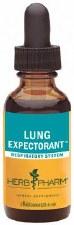 Herb Pharm Lung Expectorant, 1 oz.