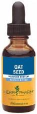 Herb Pharm Oat Seed Extract, 1 oz.