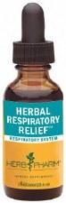 Herb Pharm Herbal Respiratory Relief, 1 oz.