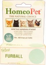 HomeoPet Feline furball, 15 ml.