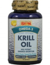 Health from the Sun Krill Oil, 90 soft gels