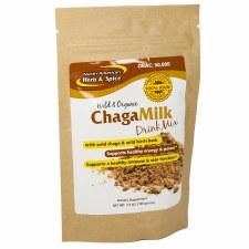 North American Herb & Spice ChagaMilk Drink Mix, 3.5 oz.
