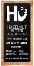HU Chocolate Hazelnut Butter Paleo Chocolate, 2.1 oz.
