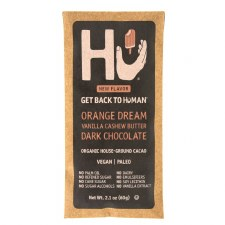 HU Chocolate Orange Dream Paleo Chocolate, 2.1 oz.