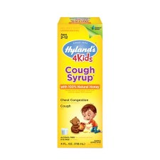 Hyland's 4Kids Cough Syrup, 4 oz.