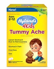 Hyland's 4Kids Tummy Ache, 50 tablets