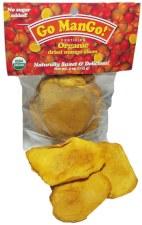 International Harvest Go ManGo! Organic Raw Mango Slices, 4 oz.