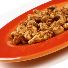 International Harvest Go Cajun! Organic Dry Roasted Spicy Cashews, 4 oz.