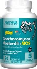 Jarrow Formulas Saccharomyces Boulardii + MOS (MannanOligoSaccharides), 90 capsules