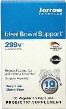 Jarrow Formulas Ideal Bowel Support, 30 vegetarian capsules