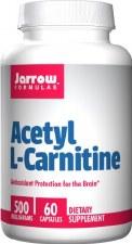 Jarrow Formulas Acetyl L-Carnitine, 60 capsules