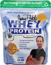 Jay Robb Vanilla Whey Protein, 12 oz.