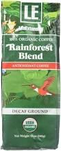 Life Extension Rainforest Whole Coffee Beans, 12 oz.