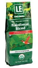 Life Extension Decaf Rainforest Coffee, 12 oz.