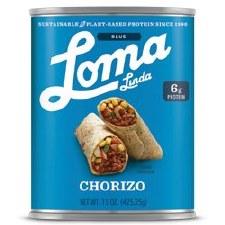 LMLN Vegan Chorizo, 15 oz.