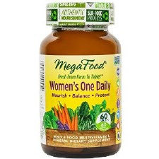 MegaFood Women's One Daily, 60 tablets
