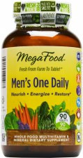 MegaFood Men's One Daily, 90 tablets