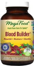 MegaFood Blood Builder, 180 tablets