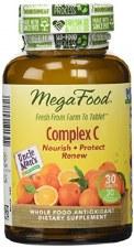 MegaFood Complex C, 30 tablets