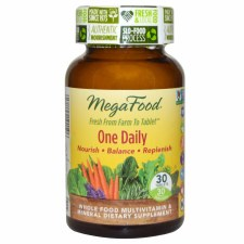 MegaFood One Daily, 30 tablets