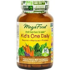 MegaFood Kid's One Daily, 60 tablets
