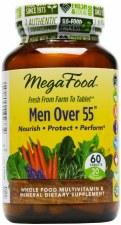 MegaFood Men Over 55, 60 tablets