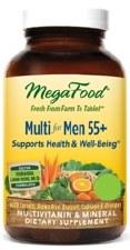 MegaFood Mens Multi 55+, 120 tablets