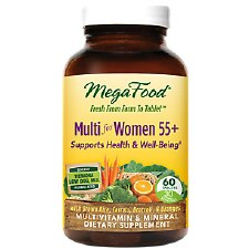 MegaFood Women Over 55 One Daily, 60 tablets