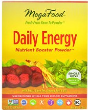 MegaFood Daily Energy, 30 packets