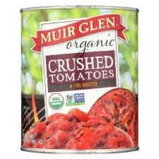 Muir Glen Organic Crushed Fire Roasted Tomatoes, 28 oz.