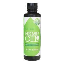 Manitoba Harvest Hemp Oil, 12 oz.