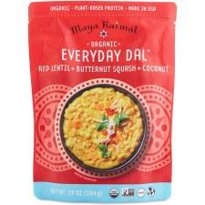 Maya Kaimal Red Lentil & Butternut Squash & Coconut Dal, 10 oz.