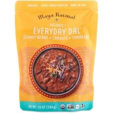 Maya Kaimal Carrot & Kidney Bean Dal, 10 oz.