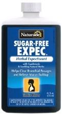 Naturade Licorice Flavor Sugar-Free Expec Herbal Expectorant, 4.2 oz.