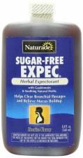 Naturade Licorice Flavor Sugar-Free Expec Herbal Expectorant, 8.8 oz.