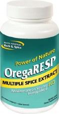North American Herb & Spice OregaResp, 90 vegetarian capsules