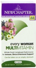 New Chapter Every Woman MultiVitamin, 48 tablets