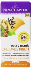 New Chapter Every Man's One Daily Multi, 96 tablets