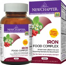 New Chapter Every Woman's Iron Support, 60 tablets