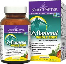 New Chapter Zyflamend, 30 vegetarian capsules