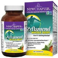 New Chapter Zyflamend, 120 vegetarian capsules