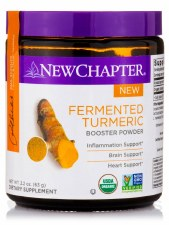 New Chapter Fermented Turmeric Booster Powder, 2.2 oz.