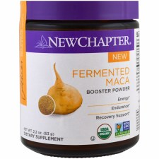 New Chapter Fermented Maca Booster Powder, 2.2 oz.