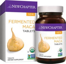 New Chapter Fermented Maca, 48 tablets